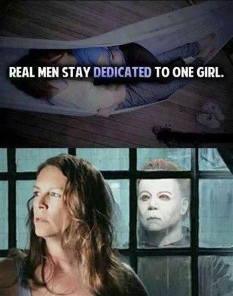 Real Men Meme - happy halloween real men
