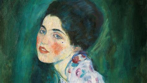 Stolen Gustav Klimt Discovered Inside a Gallery Wall ...