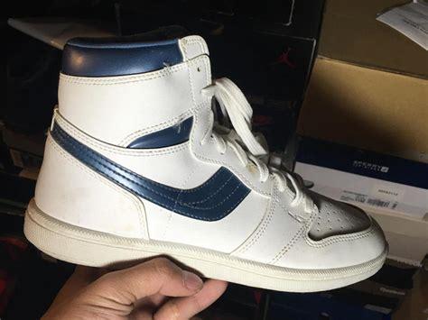 fake air jordan  metallic navy original sneakers sole collector