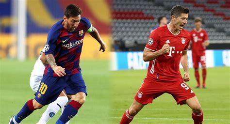 Barcelona vs. Bayern Múnich EN VIVO: juegan por los ...