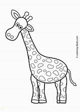 Coloring Animals Giraffe Animal Zoo Printable Preschool Drawing 4kids Kid Giraffes Sheets Getdrawings Divyajanani Cartoon Coloing sketch template