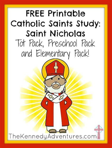 nicholas printables for children 829 | Saint Nicholas printable