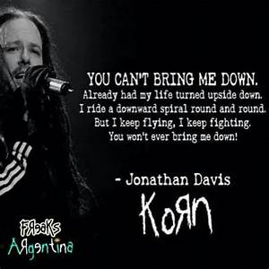 Pin by Michael ... Korn Hater Quotes