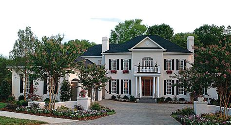 twin chimneys lv architectural designs house plans