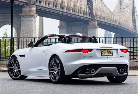 Jaguar F-type Cabriolet 5.0 V8 S/c 423kw Svr (2019) Prix