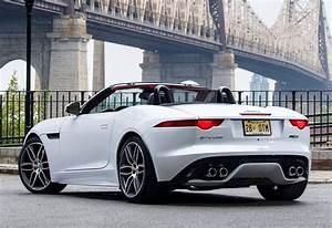Jaguar F Type Cabriolet : jaguar f type cabriolet 3 0 v6 4x4 aut british design edition 2017 prix moniteur automobile ~ Medecine-chirurgie-esthetiques.com Avis de Voitures