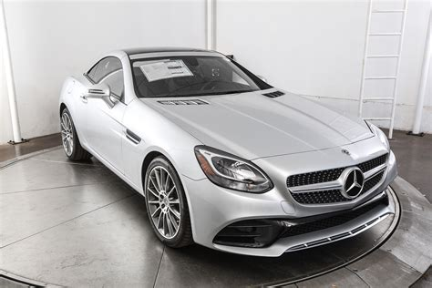 2018 Mercedes Benz Slc 300 Roadster  Autos Post