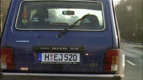 Lada Occhio by Imcdb Org 2002 Lada Niva 4x4 1 7i 21214 In Quot Tatort