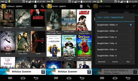 free on android hd apk app free for tv shows