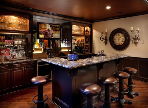 bar ideas for your home 18 seductive mediterranean home bar designs for leisure in your own home