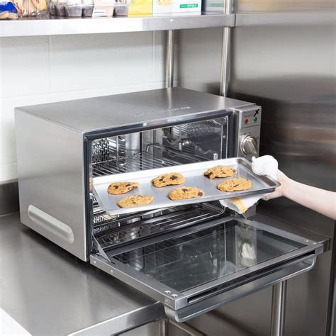 waring wcox  size countertop convection oven