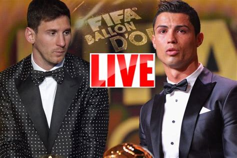 ballon d or three announcment recap reaction as fifa gong shortlist revealed mirror