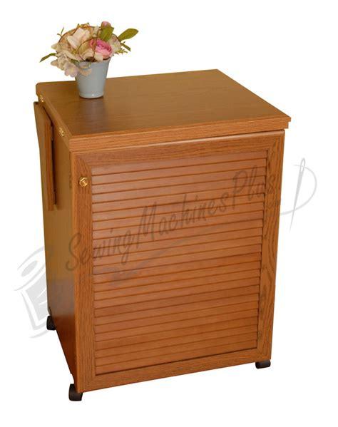 arrow sewing cabinet sewnatra arrow 98500 sewnatra compact sewing cabinet oak finish