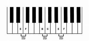 Piano Keyboard Diagram - ClipArt Best