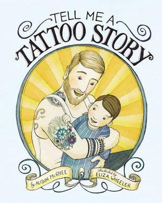 tattoo story  alison mcghee