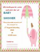 Invitation Templates Free Word 39 S Templates Presents This Free Downloadable Baby Shower Invitation In Word Format Baby Shower Invitation Templates Baby Shower Decoration Ideas Baby Free Baby Shower Invitations Baby Shower Invitation Templates And