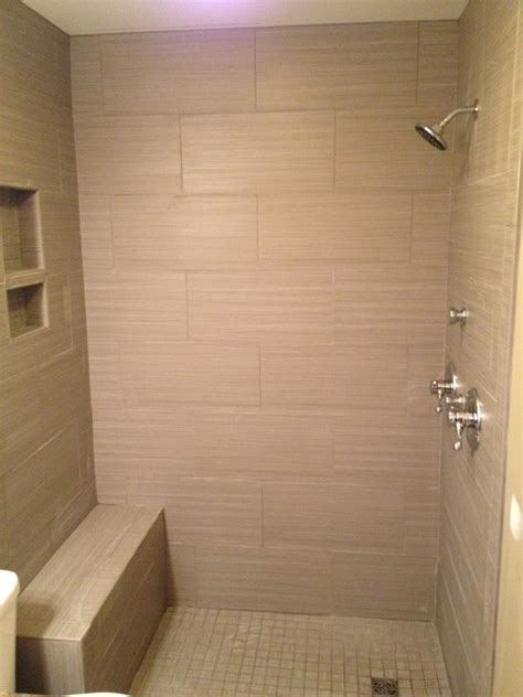 tile shower installation process with schluter kerdi board