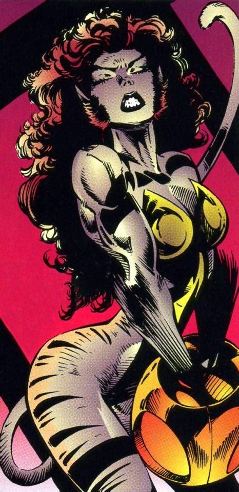 marvel thornn comics comic redheads ladies heroes grey superhero