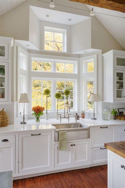 diy backsplash kitchen 25 best ideas about kitchen bay windows on 3389