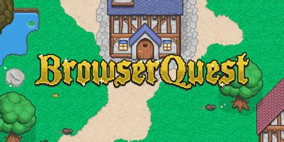 Adventure Quest Free Multiplayer 187 Browserquest Mozilla Developed Massively Multiplayer