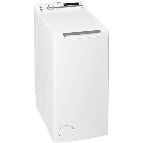 Whirlpool Tdlr 60210 Washing Machine In White  Whirlpool Uk