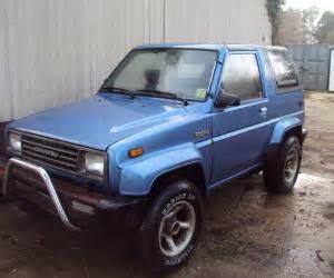 Daihatsu Rocky Engine by Daihatsu Rocky