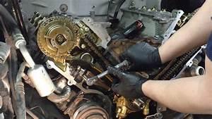 Ford 5 4l 3v Engine Timing Walkthrough