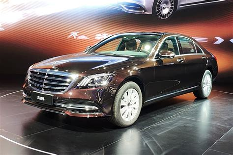 Mercedes S klase po prvi put u istoriji sa dvolitarskim ...