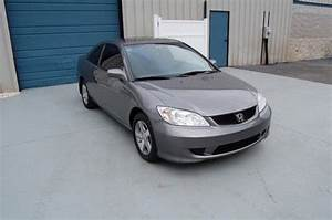 Sell Used Wty 2005 Honda Civic Ex Coupe 37 Mpg 5 Speed