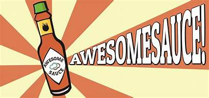 Awesomesauce Awesome Sauce Clipart Cloudify October Words