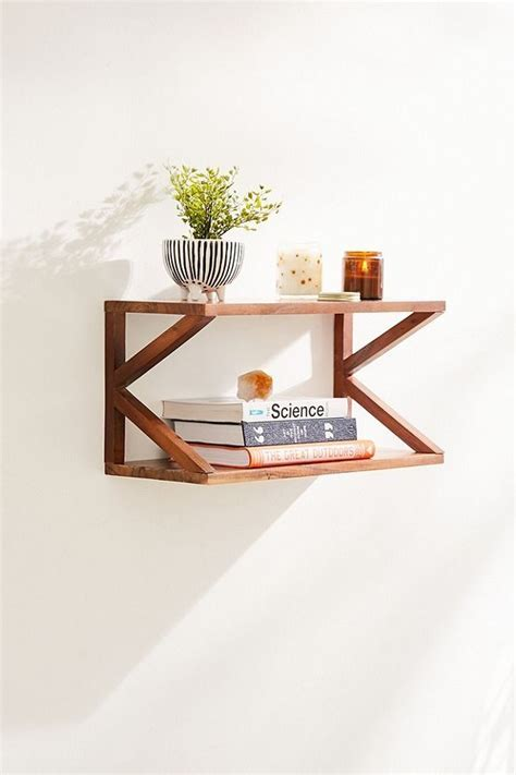 Hardwood Wall Shelves by Wooden Wall Shelf Decor Ating Wooden Wall