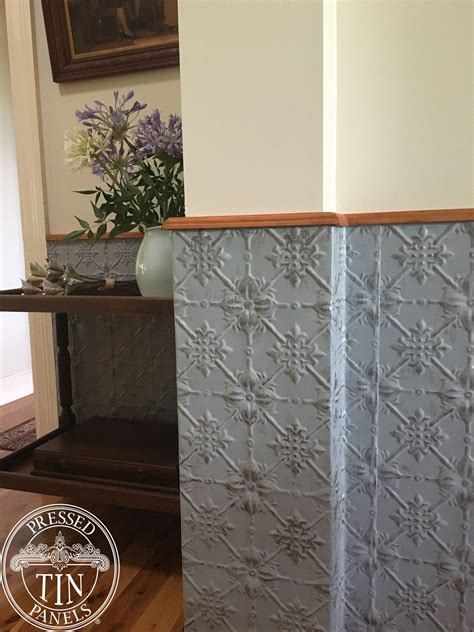 Original Dining Room Dado Feature Wall