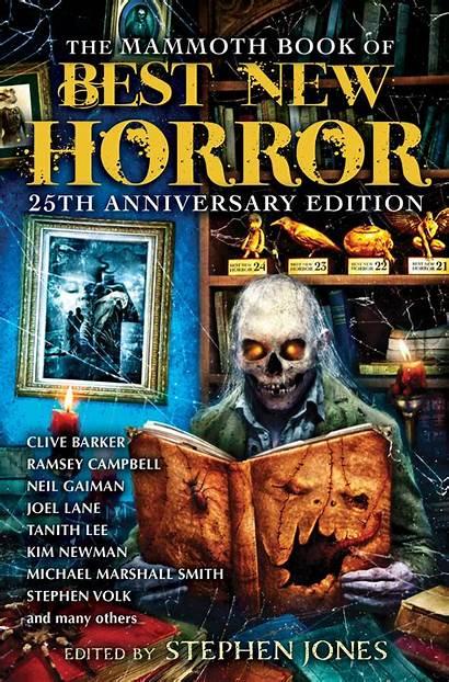 Horror Mammoth Stephen Jones Volume Stories Supernatural