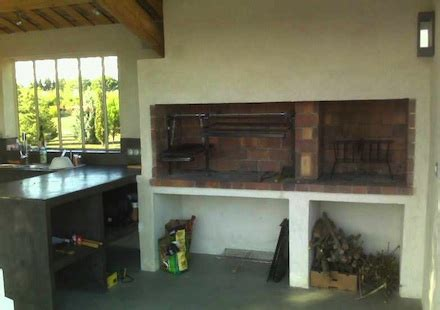 cuisine d ete barbecue cuisines d 39 été en briques barbecues argentins