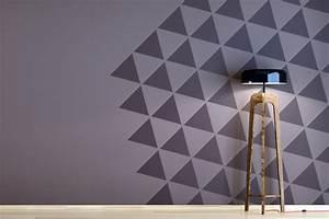 Streifen An Die Wand Malen Beispiele : zweifarbige w nde ideen zum streichen tapezieren gestalten ~ Markanthonyermac.com Haus und Dekorationen