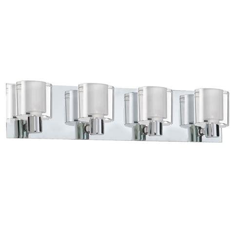 4 bulb vanity light dainolite lighting 4 light polished chrome bathroom vanity