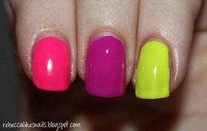 rebecca likes nails Kleancolor Mini Swatches