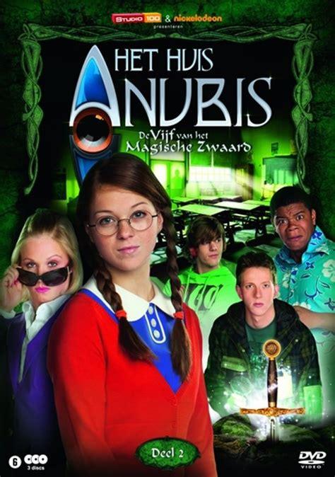 huis anubis 5 bol het huis anubis de vijf van het magische zwaard