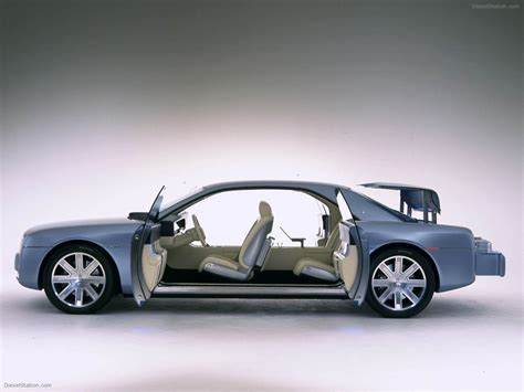 Lincoln Continental Prototype by Lincoln Continental Concept Car Wallpapers 020 Of