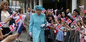 The Queen visits Tower Hamlets   The Royal Family
