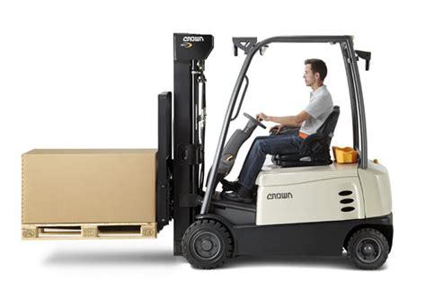 Forklift (LF) Refresher Training | Crown Equipment Corporation