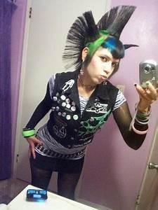 Punk Girl Erick Hrz Aguirre Flickr