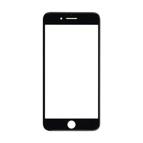 iphone 7 screen iphone 7 plus black glass lens screen and front frame