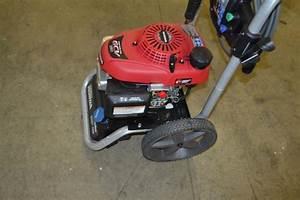 Homelite Pressure Washer Honda Engine