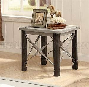 700495 coffee table 3pc set w antique style white top by for Antique white coffee table sets