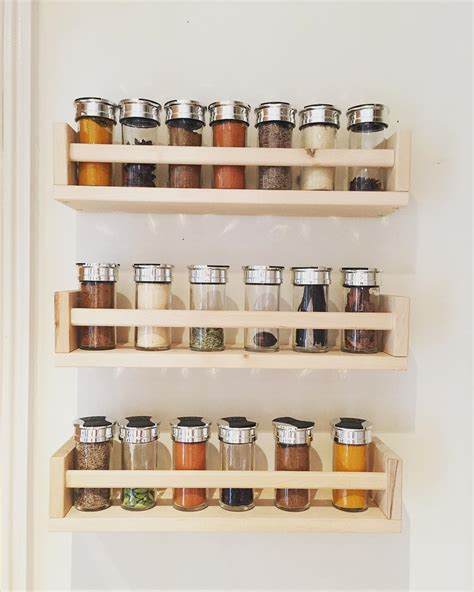 spice rack with spices spice rack ideas for the kitchen and pantry buungi