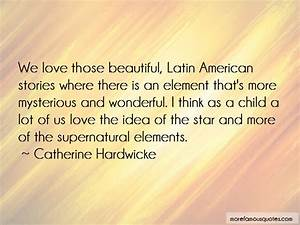 Quotes About Su... Supernatural Element Quotes