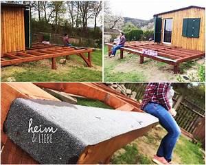 Terrasse Aus Holz : terrasse aus holz selber bauen grenzen eines hobbyg rtners ~ Sanjose-hotels-ca.com Haus und Dekorationen
