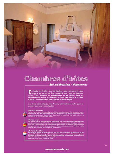 chambres d hotes aubenas calaméo chambres d 39 hôtes du pays d 39 aubenas vals antraïgues