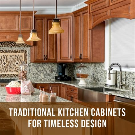 traditional kitchen cabinets  tips